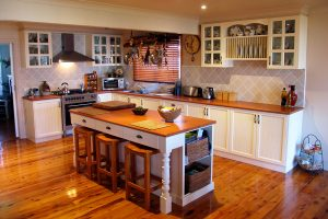Wollongong custom design kitchens - custom kitchen design
